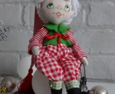 Авторская кукла Гном