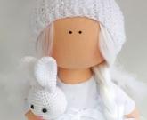 Авторские куклы Ангелы