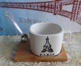 Чашка Париж