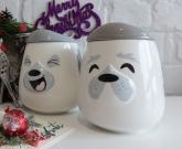 Чашки из фарфора ПАРА