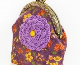 Кошелек Fiolet flowers