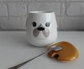 Кружка Собака + Ложка
