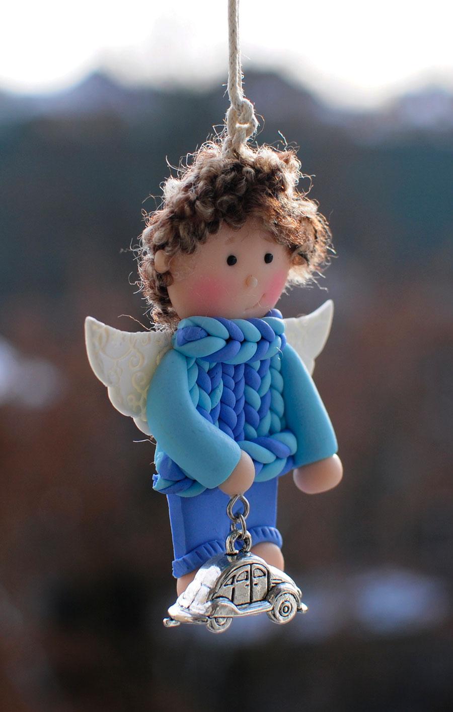 Куколка своими руками из глины фото 788
