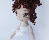 Кукла на подставке Балеринка