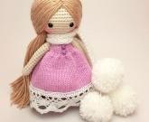 Кукла Сиренька