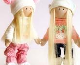 Кукла текстильная Красунька