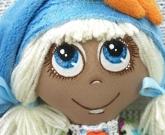 Куколка Сонька-Зайка