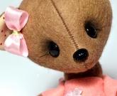 Мишка игрушка Сладкоежка