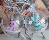 Новогодние шары Boy&Girl