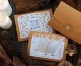 Новогодняя открытка Щастя