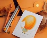 Открытка авторская MY CAT