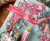 Открытка Christmas