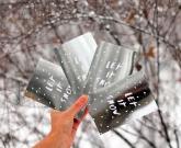 Открытка «Let it snow»