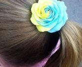 Резинка для волос Rose