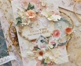Свадебная открытка Forever