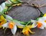 Венок для волос Нарциссы