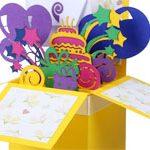 Коробочка на день рождения