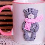 Большая чашка Teddy