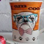 Чашка Собака