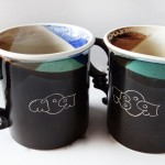 Чашки  МОЯ и ТВОЯ