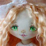 Кукла текстильная Spring2019