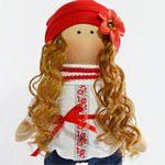 Кукла Ukrainian girl