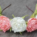 Обруч Romantic flowers
