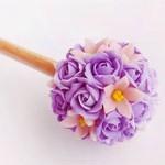 Палочка для волос Flowers