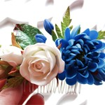 Гребень Розы&Хризантема