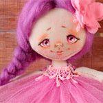 Куколка Милаша