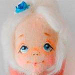 Мини куколка Милашка