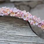 Обруч цветы Сирени MIX
