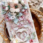 Открытка конверт Wedding