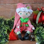Авторские куклы гномы — символ богатства, счастья и благополучия в доме