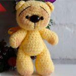 Мишка игрушка Sun