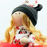 Кукла Микки LOVE