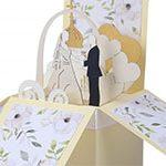 Коробочка свадебная Wedding
