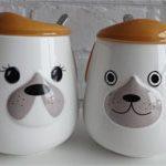 Сувенирные чашки Собака