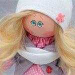 Авторская интерьерная Кукла