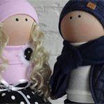 Авторские куклы LOVE