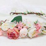 Веночек цветы НЕЖНОСТЬ
