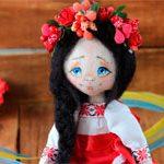 Украинская кукла
