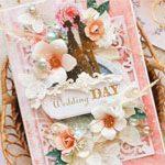 Свадебная открытка Wedding