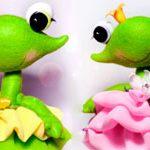 Мягкие игрушки Лягушки