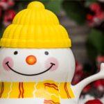 Чашка Снеговик Sun