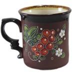 Чашка керамика Калина