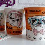 НАБОР Чашки «I am Cool»