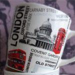 Кружки для кофе Лондон