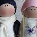 Куклы пара на подарок