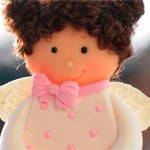 Кукла подвеска Милаша